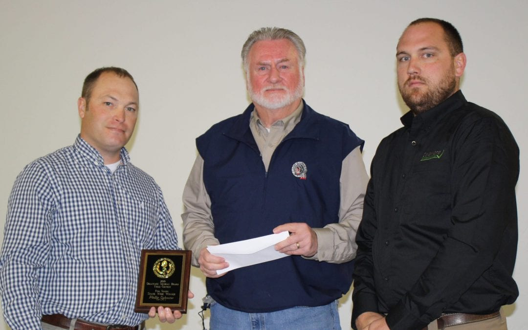 Delaware Soybean Yield Contest Winners set Record High Yields